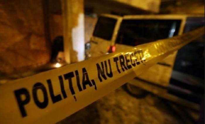 Alertă în Piteşti! Un poliţist şi fiul lui de 3 ani, găsiţi împuşcaţi în casă