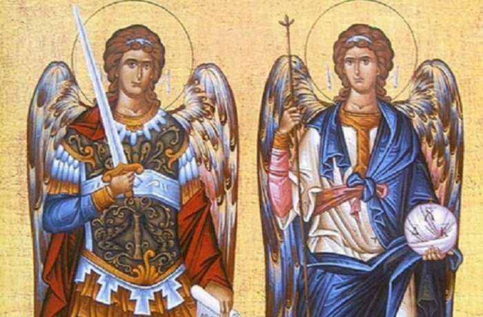 Sfinţii Mihail şi Gavriil, tradiţii şi superstiţii! Ce e bine să faci pentru a fi ferit de boli