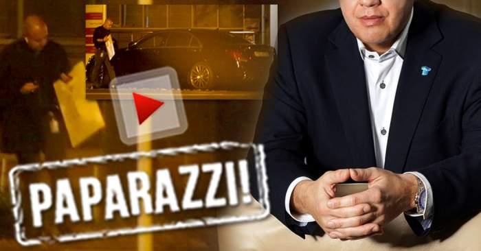 VIDEO PAPARAZZI / Oamenii cu bani au şi ei probleme! Afaceristul cu 650 de milioane de euro în cont a ajuns pe mâinile medicilor