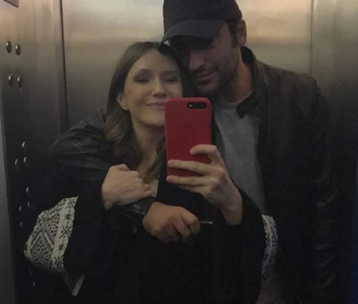 """FOTO / Adela Popescu și Radu Vâlcan, îndrăgostiți ca în prima zi: """"În seara asta bem"""""""