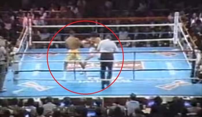 VIDEO / Moarte stupidă pentru un celebru boxer! Și-a găsit sfârșitul din cauza unui croissant