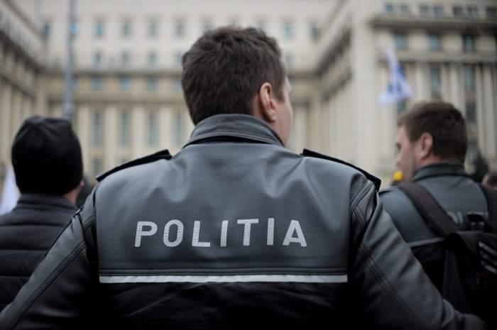 Trei oameni ai legii din Craiova, bătuţi crunt chiar în sediul Poliţiei! Ce s-a întâmplat cu agresorul