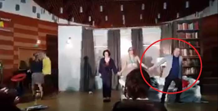"""Mărturiile cutremurătoare ale colegilor de scenă, după ce Busu a făcut infarct: """"Am auzit strigăte de ajutor"""""""