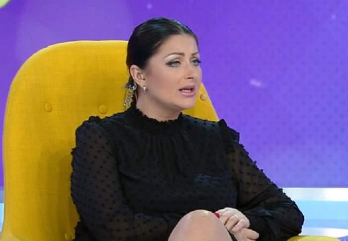 """Gabriela Cristea l-a dat afară din emisiunea """"Te iubesc de nu te vezi"""": """"Noi nu naştem vedete"""""""