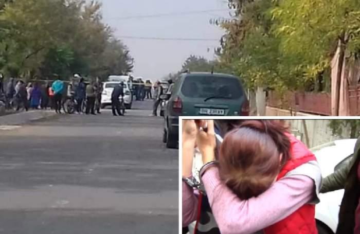 Motivul pentru care soţia poliţistului din Brăila, găsit tranşat, a fost eliberată