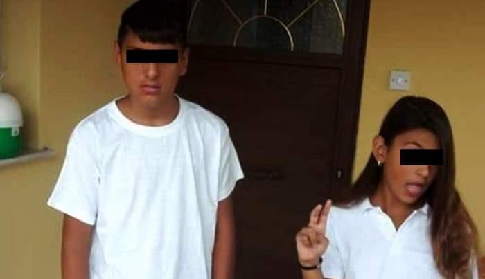 FOTO / El este copilul de 13 ani care și-a ucis sora, în Cipru. Și-a recunoscut fapta!