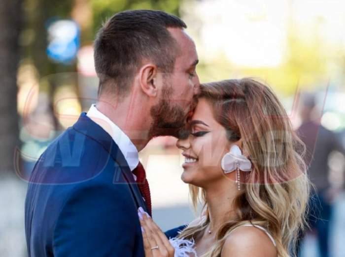 EXCLUSIV! Roxana, sexy-asistenta de la Star Matinal de Weekend, s-a căsătorit în secret