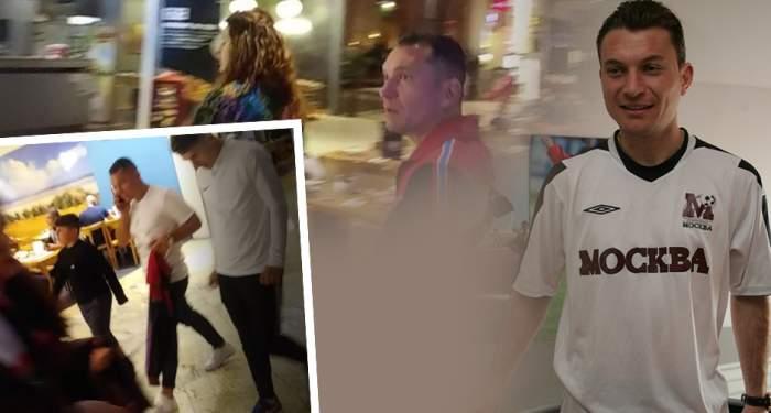 VIDEO PAPARAZZI  / Viaţă de prinţ ! Cel mai tânăr marcator din istoria FCSB, surprins în timpul unui dezmăţ culinar