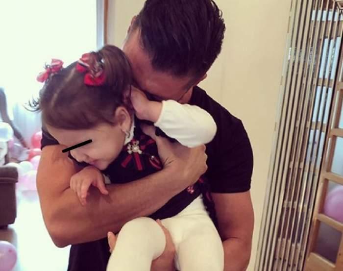 Victor Slav, totul pentru fetița lui și a Biancăi Drăgușanu! Cum vor petrece sărbătorile anul acesta