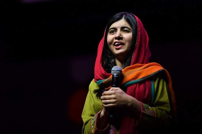 FOTO / Surpriză de proporţii în Sydney, câştigătoarea premiului Nobel, Malala Yousafzai rupe tăcerea!
