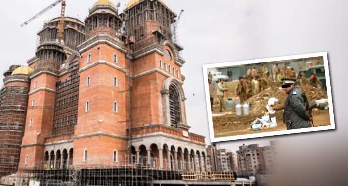 """Biserica se face frate cu """"dracul"""", ca să termine Catedrala Mântuirii Neamului! La cine au apelat preoţii!"""