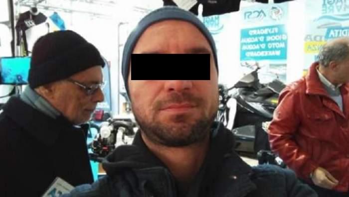 El este românul găsit spânzurat în Italia! Ionuț a lăsat doi copii fără tată