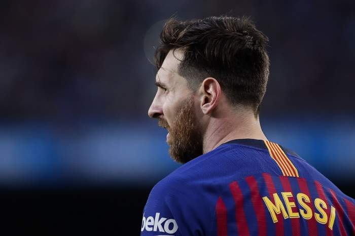 FOTO / Lionel Messi şi-a cumpărat avion de 15.000.000 de euro! Aeronava are o inscripţie specială!