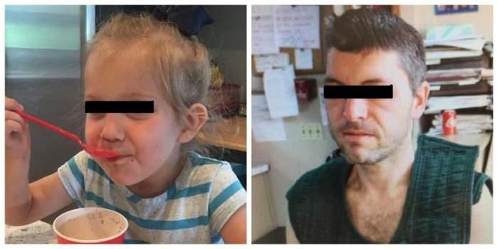 Şi-a ucis nepoata de trei ani. Românul a fost surprins de tatăl fetiţei, care auzise strigătele disperate după ajutor