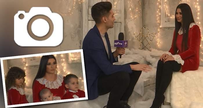 Exclusiv! Interviu senzaţional cu Elena Băsescu! Frumoasa mămică a vorbit alături de cei trei copilaşi ai ei