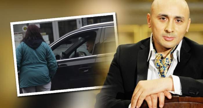 VIDEO PAPARAZZI / Marcel Pavel e boss de boss! Soţia făcea cumpărături, iar el dădea şpagă