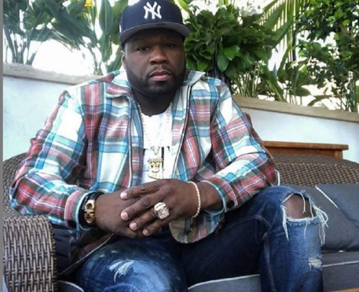 FOTO / Ce ciudățenie! 50 Cent şi-a decorat bradul de Crăciun cu pantofii vechi ai fostei iubite