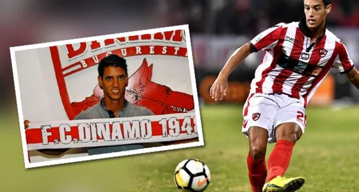 EXCLUSIV! Plecarea lui Salomao de la Dinamo este iminentă! Suma colosală cu care îl ademenesc arabii