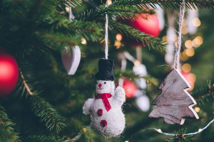Trei ornamente pentru bradul de Crăciun pe care le poți face și tu