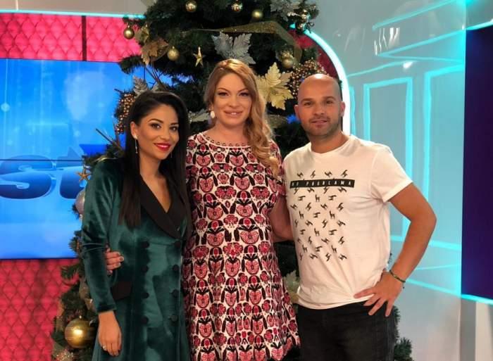 VIDEO / Valentina Borcea, prima apariţie într-un platou TV după 5 ani! Ce nume a ales pentru gemene