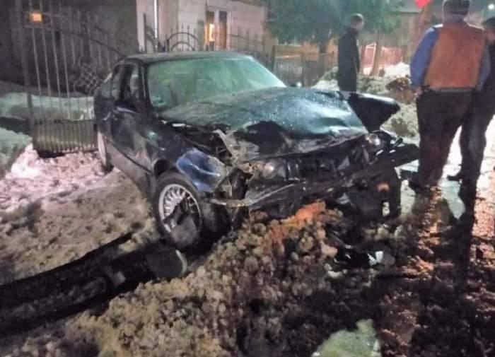 VIDEO / Un șofer a spulberat un grup de pietoni în Maramureș! Un copil a murit pe loc