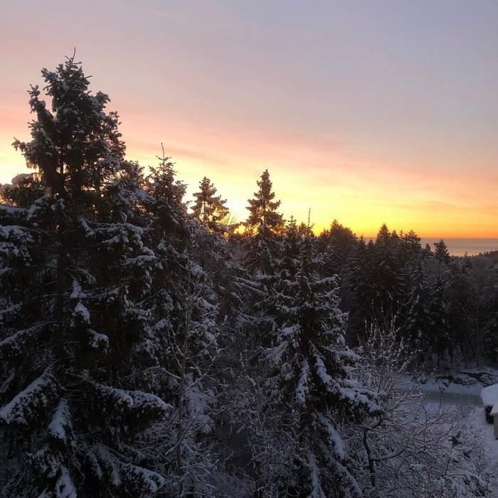 Meteorologii au anunţat cum va fi vremea de Crăciun şi Revelion