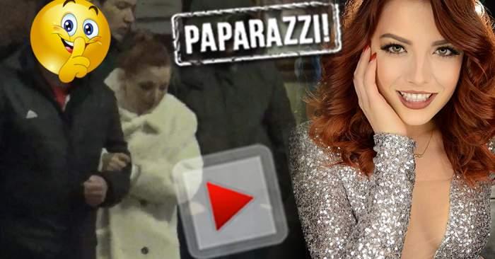 VIDEO EXCLUSIV / Asta le întrece pe toate! Elena Gheorghe, surprinsă de paparazzii Spynews.ro la braţul unui bărbat! Nu e soţul vedetei