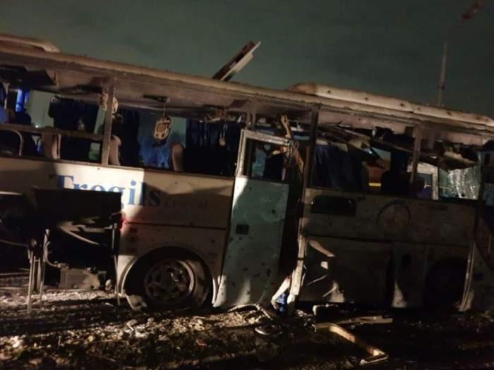 FOTO / Un nou atentat în urmă cu puțin timp! Bilanțul morților
