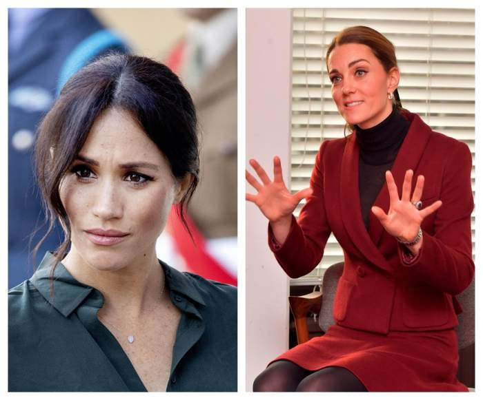 Reacția Casei Regale, legat de scandalul dintre Kate Middleton și Meghan Markle