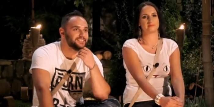"""Șoc la """"Insula iubirii""""! Gabi și Andreea s-au împăcat după terminarea emisiunii"""
