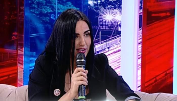 """VIDEO / Lavinia Pîrva, dezvăluiri uimitoare despre căsnicia cu Ştefan Bănică: """"El cedează primul"""""""