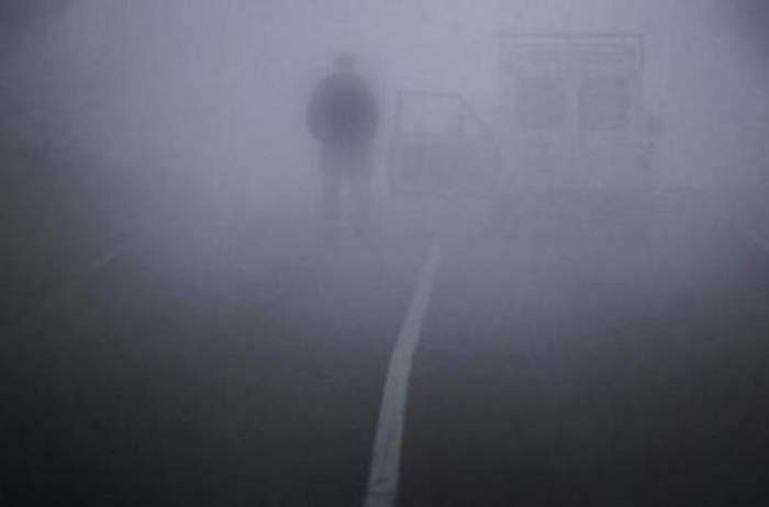 Anunț de ultimă oră al meteorologilor! Cod galben de ceață. Care sunt zonele vizate!