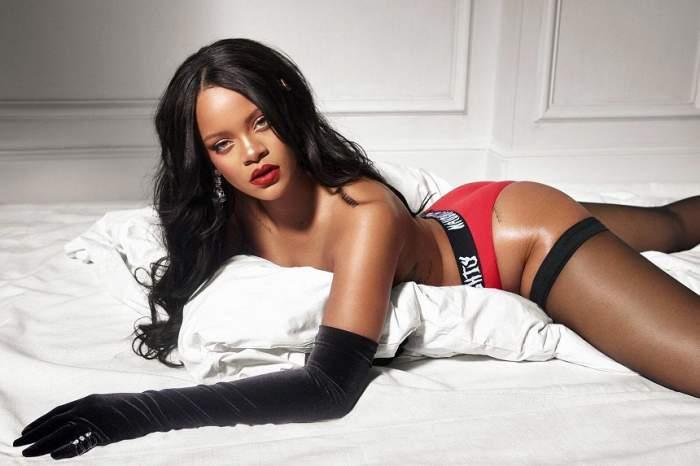 FOTO / Imagini incendiare cu Rihanna! Şi-a lăsat la vedere formele apetisante!