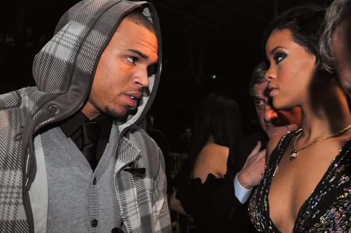 Chris Brown, foc și pară pe Rihanna! Spera să i se acorde a doua șansă, dar vedeta s-a împăcat cu fostul iubit