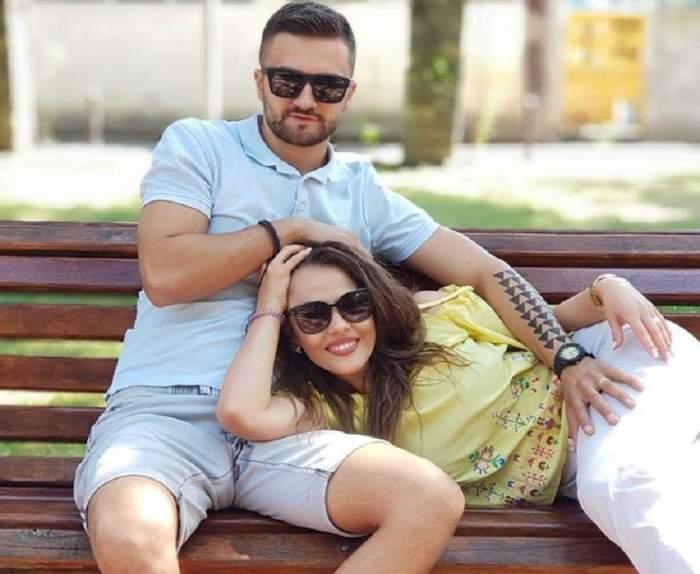 FOTO / Ea este fosta soție a lui Andrei, tânărul care a murit accidentul din Bistrița! Divorțaseră cu câteva ore înaintea producerii tragediei