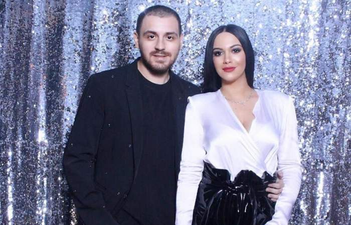 """FOTO / Betty Stoian și Cătălin Vișănescu, sărut pasional chiar în orașul iubirii: """"Ce romantic!"""""""