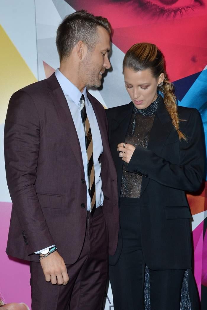 Ryan Reynolds, dezvăluiri intime din relaţia cu Blake Lively. Actorul a dezvăluit de câte ori au făcut sex până acum