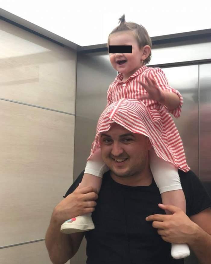 FOTO / Cum au îmbrăcat-o Amalia şi Vasilică Ceteraşu pe fetiţa lor la serbarea de Moş Nicolae