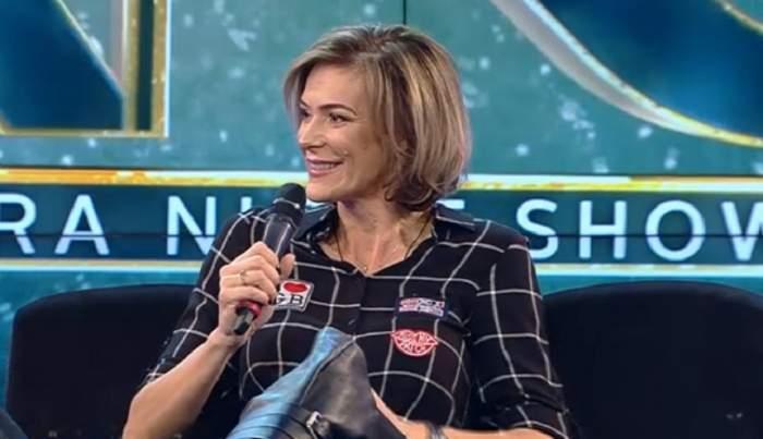 """Roxana Ciuhulescu, declaraţie de dragoste în direct, pentru soţ! """"Mă bucur că l-am găsit"""""""