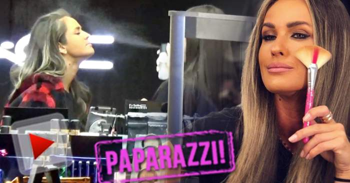 VIDEO PAPARAZZI / Oglindă, oglinjoară, Diana Munteanu e cea mai frumoasă femeie din ţară! Iată cum reuşeşte vedeta să atragă toate privirile