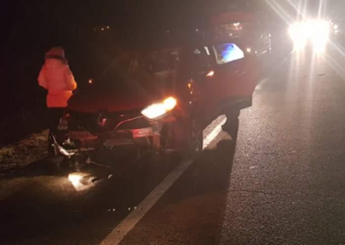 Accident cumplit în Iași! Un bărbat a murit pe loc după ce o șoferiță l-a lovit din plin cu mașina