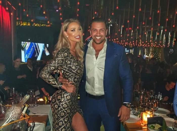 """VIDEO / Alex Bodi, primul interviu despre relaţia cu Bianca Drăguşanu! """"Datorita unui bărbat este să cucerească"""""""