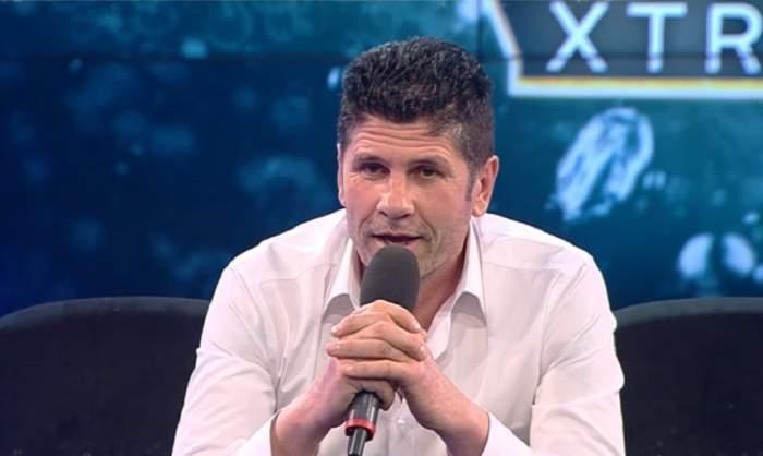 """VIDEO / Stelian Ogică, în culmea fericirii după ce a devenit bunic! """"Sper să pot să leg câteva cuvinte"""""""
