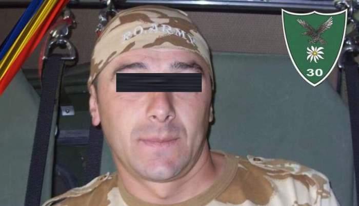 Doliu în armata română. Gheorghe Căţoiu, luptător în Afganistan și Kosovo, a încetat din viaţă la 40 de ani