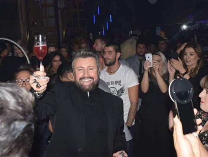 VIDEO / Lux şi opulenţă de ziua sa de naştere! Cătălin Botezatu nu s-a uitat la bani şi a dat un party de neuitat!