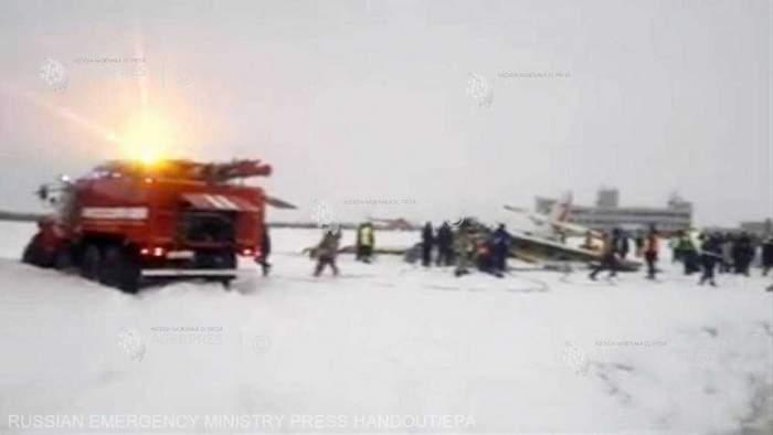 Ultimă oră! Un avion cu 71 de oameni la bord, dispărut de pe radare!