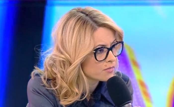 """VIDEO / Simona Gherghe, şocată de ceea ce i-a spus o invitată din platoul """"Acces Direct"""". Apelul făcut de prezentatoarea TV"""