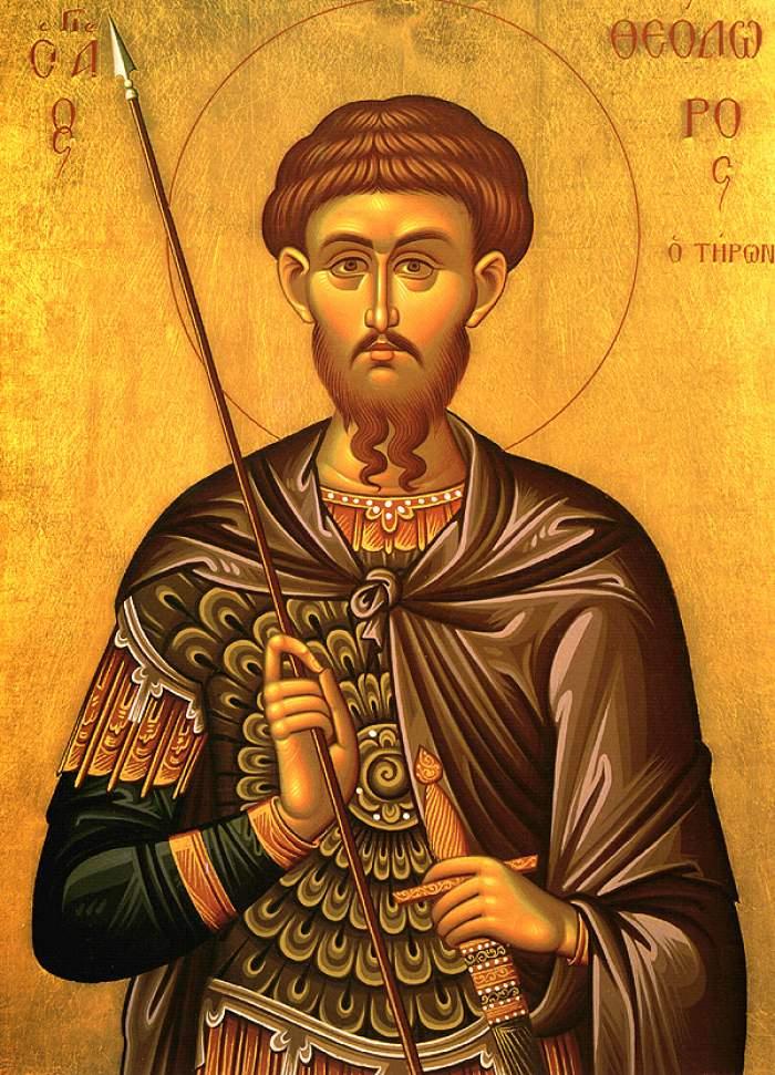 Sfântul Teodor Tiron este pomenit pe 17 februarie. Rugăciunea care îți va oferi sănătate tot restul anului