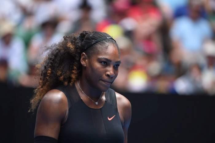 Şoc în tenis! Serena Williams, la un pas de moarte!