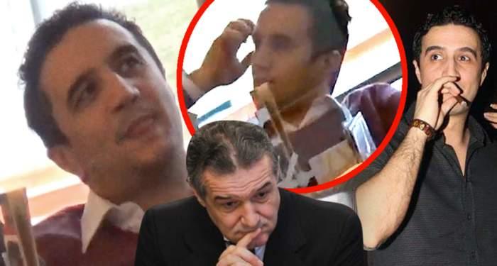 VIDEO PAPARAZZI / Nepotul favorit al lui Gigi Becali a comis-o! Ce a făcut Lucian Becali în timp ce unchii Giovanni şi Victor erau condamnaţi la închisoare